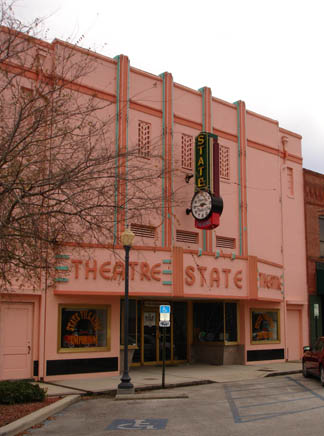 Old Plant City Movie Theater