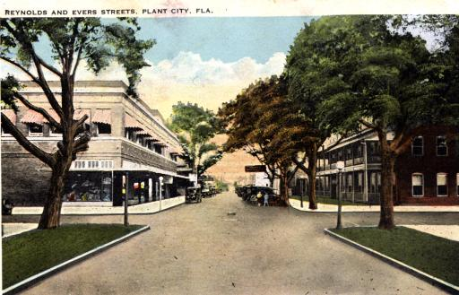 Reynolds Street, Plant City
