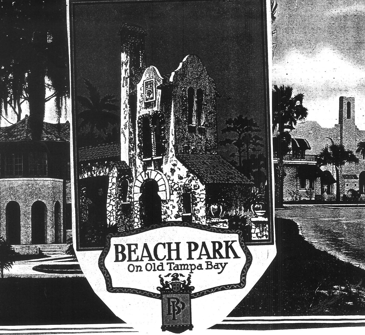 Beach Park Ad The Florida Boom